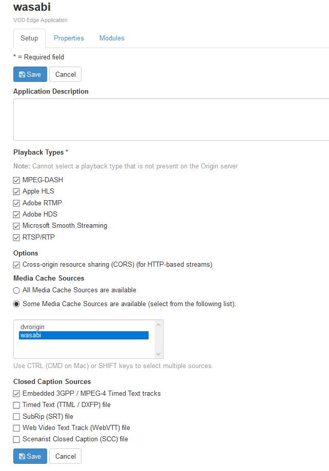 How do I use Wowza Streaming Engine with Wasabi? – Wasabi