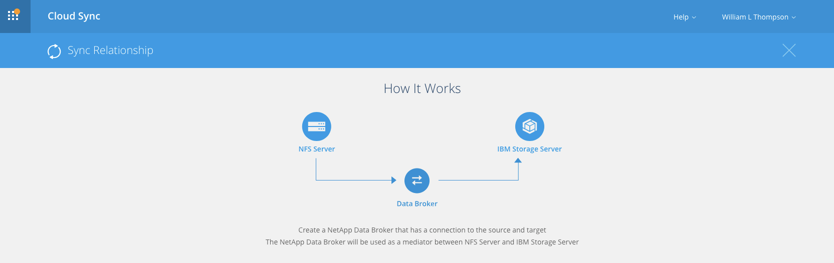 How do I use NetApp Cloud Sync with Wasabi? – Wasabi Knowledge Base