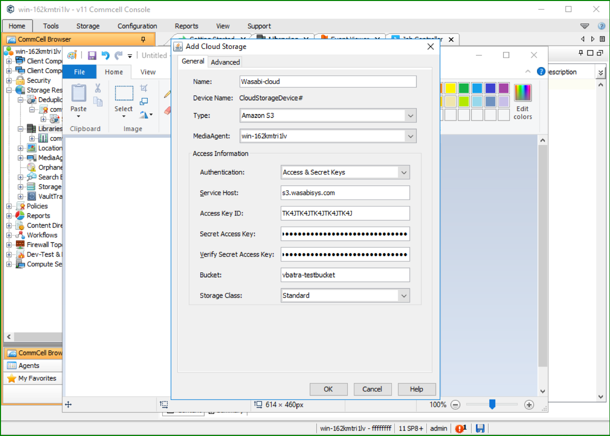 download simpana commcell console
